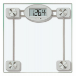 Taylor Precision Products 75274192 Digital Bath Scale