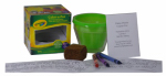 Triumph Plant 50154 Crayola Coloring Planter & Seed Starting Kit, Counter Display