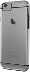 Lifeworks Technology Group IH-6P100B Sheer Clear Hardshell Case For iPhone 6, Black