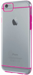 Lifeworks Technology Group IH-6P100P Sheer Clear Hardshell Case For iPhone 6, Pink
