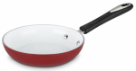 Cuisinart 5922-20R Skillet, Non-Stick Ceramic, Red, 8-In.