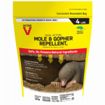 Woodstream S7001-1 Mole & Gopher Repellent, 4-Lbs.