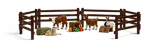 Schleich North America 21052 Childrens Zoo Play Set
