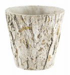 Syndicate Home & Garden 7820-04-906 Weathered Oak Planter, 4-5/8 In.