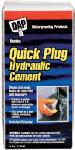 Dap 14086 Quick Plug Hydraulic Cement, 5-Lb.