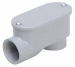 "Racoorporated RSLB050 1/2""Serv Entrance Elbow"