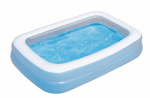 Polygroup Limited KB0528000132 ASSORTED Summer Waves GLO LED Pool, 18 x 52 x 83-In.