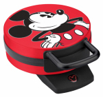 Select Brands DCM-12 Waffle Maker, Mickey Mouse Design