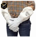 Harvest Lane Honey CLOTHCGM-105 Beekeeping Gloves, Goat Skin, Child's Medium