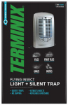 Ap & G T906 Silent Flying Insect Trap, Indoors/Outdoors