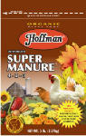 Hoffman A H /Good Earth 20505 Dehydrated PoultryManure, 5-Lb.
