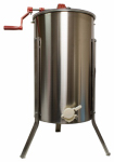 Harvest Lane Honey HONEYE-102 Beekeeping Honey Extractor, Metal, 2-Frame