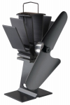 Caframo 800CAXBX Original Wood Stove Fan, 100 CFM