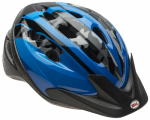 Bell Sports 7063277 Boys' Rally Bicyle Helmet, Blue