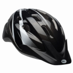 Bell Sports 7063287 Boys' Richter Bicyle Helmet, Blue/Black/Silver