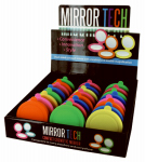 Dm Merchandising MIRR-TECH Sili Compact or Compression Mirror ASSTD