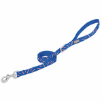 Weaver Leather 07-5615-C4-4 Terrain Dog Leash, Sun Ray, 3/4-In. x 4-Ft.