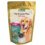 American Distribution & Mfg 03581 Dog Treats, Hip & Joint Plus Soft Chews, 120-Ct.