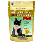 American Distribution & Mfg 03642 Cat Treats, Aches & Discomfort Plus Soft Chews, 60-Ct.