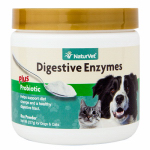 American Distribution & Mfg 03661 Dog Treats, Enzymes & Probiotics, 8-oz.