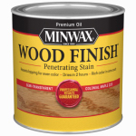 Minwax The 222304444 1/2-Pint Colonial Maple Wood Finish