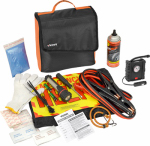 Bell Automotive Products 22-5-65103-8 Covered Emergency Road Kit, 104-Pc.