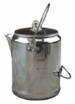 Coleman 2000016428 Coffee Pot, Aluminum, 9-Cup