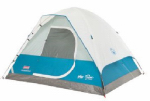 Coleman 2000018141 Longs Peak Fast Pitch Dome Tent, 4-Person