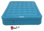 Coleman 2000018324 Dura Rest Double-High Airbed Combo, Queen