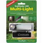 Coghlans 1542 Trailfinder LED Head Lamp/Flashlight