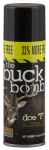 Buck Bomb MM-BB-DP-33 Deer Hunting Scent, Doe Urine, 6.65-oz. Spray