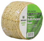 Wellington Cordage 11345 1/4-Inch x 100-Ft. Natural Fiber Sisal Rope