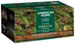 Pine Mountain 41525-01384 American Home Fire Log, Balsam Fir, 4-Pk.