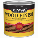 Minwax The 222504444 1/2-Pint Red Mahogany Wood Finish