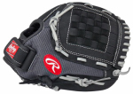 Rawlings Sport Goods MP110BGG-6/0 Light Mesh Back Glove, Right-Handed Thrower, 11-In.