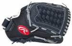Rawlings Sport Goods R120BGB-0/3 Renegade Series Glove, Left-Handed Thrower, 12-In.