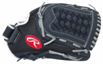 Rawlings Sport Goods R120BGB-6/0 Renegade Series Glove, Right-Handed Thrower, 12-In.