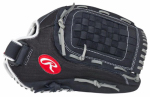Rawlings Sport Goods R140BGB-3/0 Renegade Series Glove, Right-Handed Thrower, 14-In.