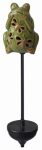 Southwire/Coleman Cable 95153 Solar Ceramic LED  Stake Light, Frog