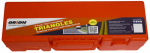 Orion Safety Products 461 Roadside Safety Triangle Kit, Orange, 3-Pc.
