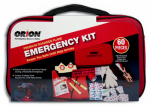 Orion Safety Products 8907 Road Flare Emergency Kit, 60-Pc.