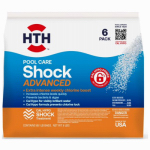 Arch Chemical 52008 HTH Super Shock 6 x 1lb