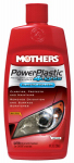 Mothers Polish 08808 PowerPlastic 4Lights, 8-oz.