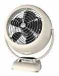 Vornado Fans CR1-0224-75 VFan Junior Vintage Air Circulator, Cr me Metal
