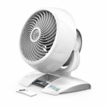 Vornado Fans CR1-0240-43 5303 Digital Fan With Remote & Timer, White