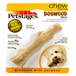 Petstages 0217 Dog Toy, Dogwood Stick, Small