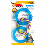 Petstages 0239 Dog Toy, Orka Dental Link