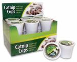 Multipet International 20500 4G Catnip Single Serve Cup