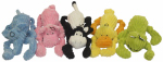 "Multipet International 37216 9"" Cord Critter Dog Toy"