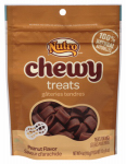 American Distribution & Mfg 11342 Chewy Treats, Peanut Butter, 4-oz.